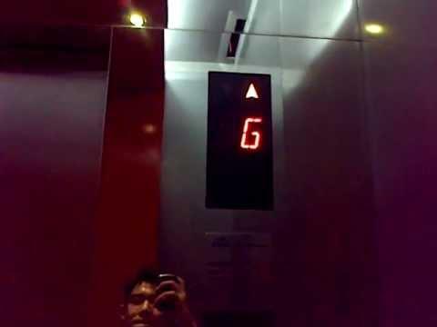 Jakarta - Citywalk Sudirman: Xi-Zi Otis Traction Elevators