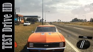 Chevrolet Camaro SS - 1969 - The Crew - Test Drive Gameplay (PC HD) [1080p]