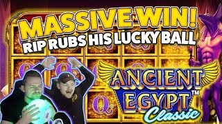 Ancient Egypt Classic BIG WIN - Online Slots gambling from Casinodaddy