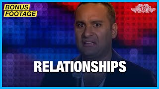 Relationships | Russell Peters - Green Card Tour