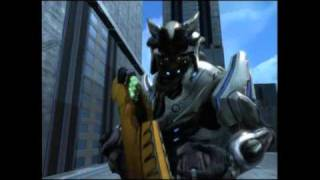 Halo: Reach Transformers Dark of the Moon Theatrical Trailer (Remake)