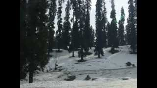 Gulmarg - The Meadow of Flowers in Snow