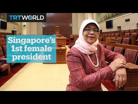 Who is Halimah Yacob?