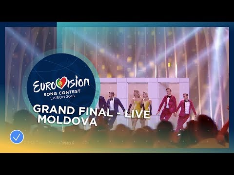 DoReDoS - My Lucky Day - Moldova - LIVE - Grand Final - Eurovision 2018