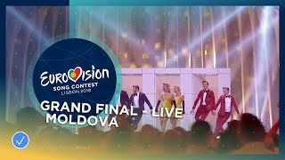 DoReDoS - My Lucky Day - Moldova - LIVE - Grand Final - Eurovision 2018