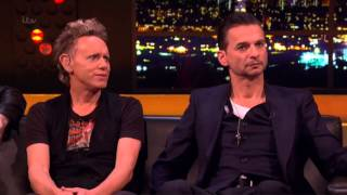 "Depeche Mode - ""Interview + Heaven"" - Live Jonathan Ross Show - ITV1 2013 
