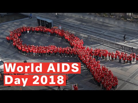 World AIDS Day 2018: HIV In Numbers