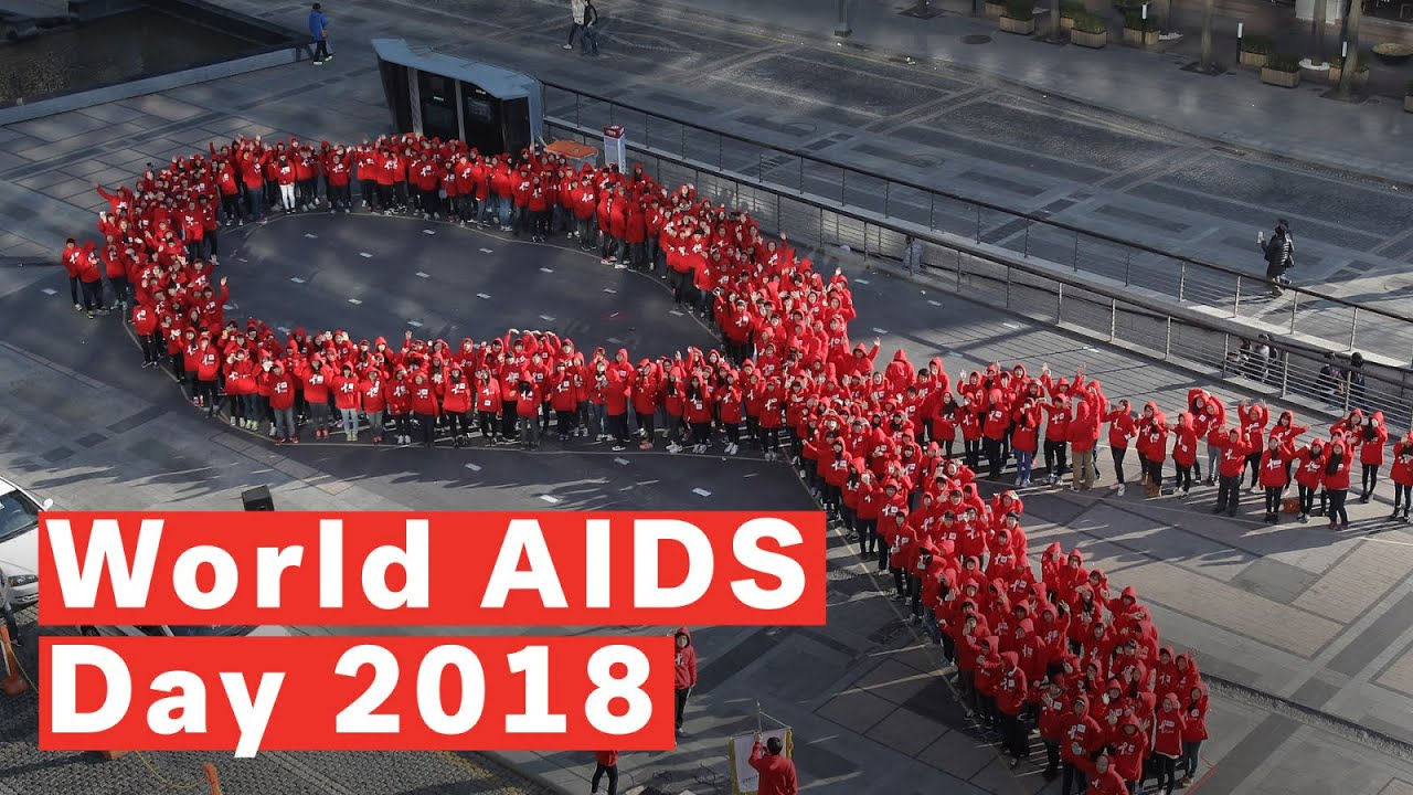 World AIDS Day 2018: HIV In Numbers - YouTube