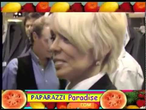 Reclusive JOEY HEATHERTON shows off dance moves at Hollywood Collectors Show