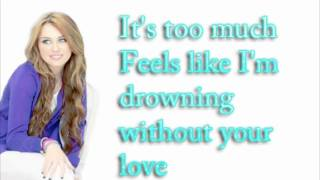 Overboard - Justin Bieber and Miley Cyrus - HD