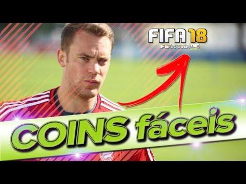"FIFA 18 UT - SUPER AULA DE TRADE - SÉRIE ""COINS"" #02 [FTRADE YOUTUBER]"