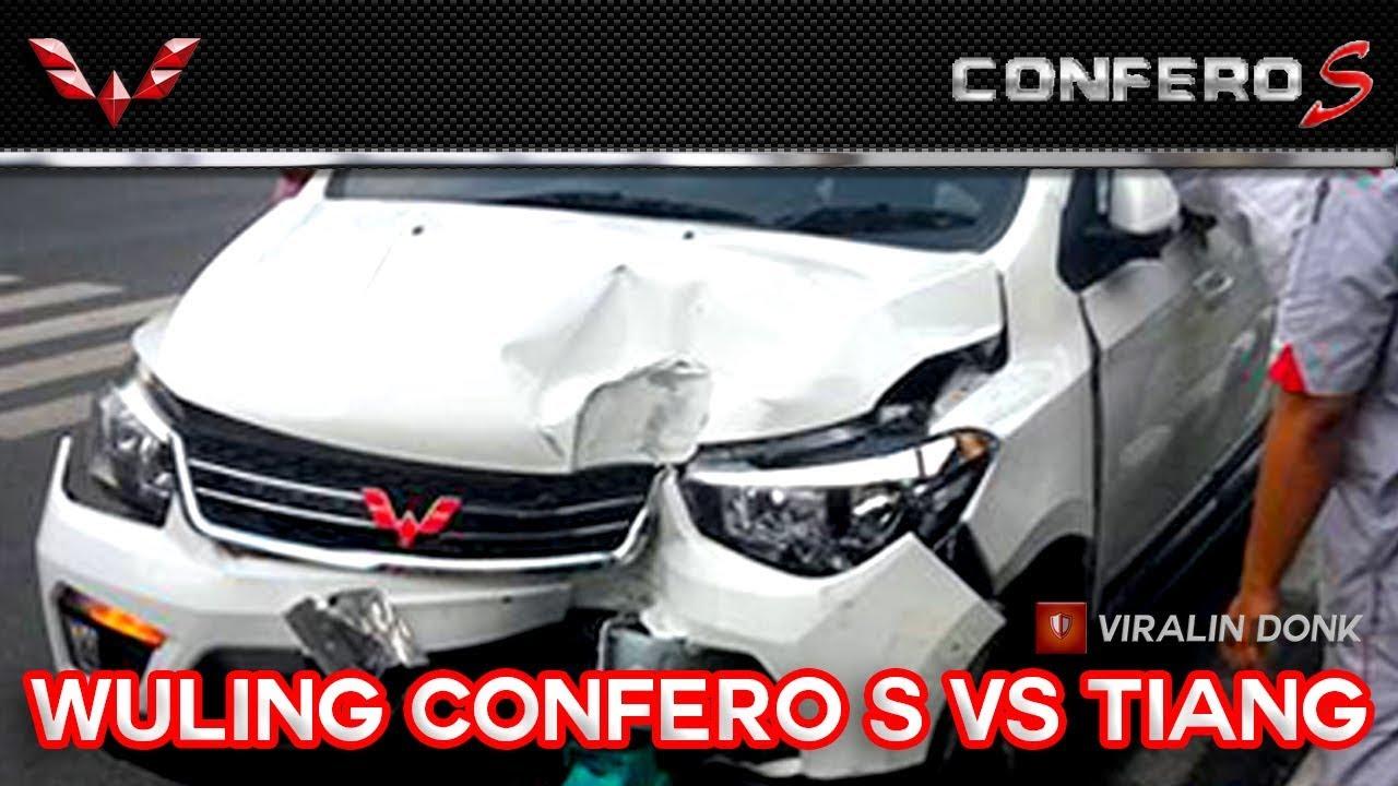 WULING CONFERO S VS TIANG DI GRESIK, PEMBUKTIAN KEKUATAN MOBIL TIONGKOK
