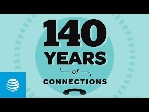 140th Anniversary of the First Phone Call | AT&T