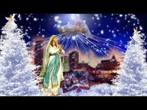 Сказочно красивое музыкальное поздравление 'С РОЖДЕСТВОМ ХРИСТОВЫМ!!!' - Как поздравить с Днем Рождения