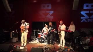 Magnum Coltrane Price - Brown Blues @ Bizz