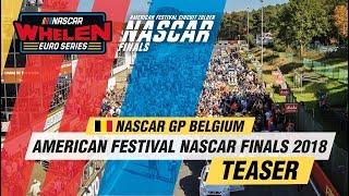 NASCAR GP BELGIUM 2018 | Teaser