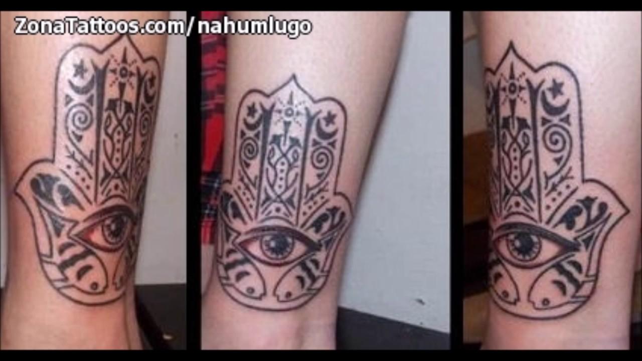 Mano De Fátima Tatuaje Youtube