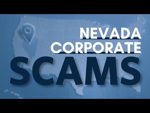 Nevada Corporate Scams   Mark J Kohler   Tax & Legal Tip