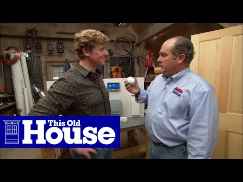How to Choose a Thermostat or Home Automation System - This Old House