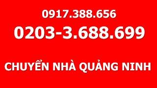 dịch vụ chuyển nhà ở tại quảng ninh 0917.388.656