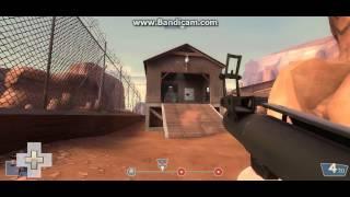 Team Fortress 2№1  игра с ботами
