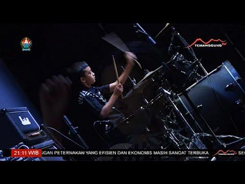 BERAKSI - Kotak Band (Cover by Nikami Band) on Temanggung TV