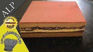 La mousse aux 3 chocolats - Apprendre la pâtisserie