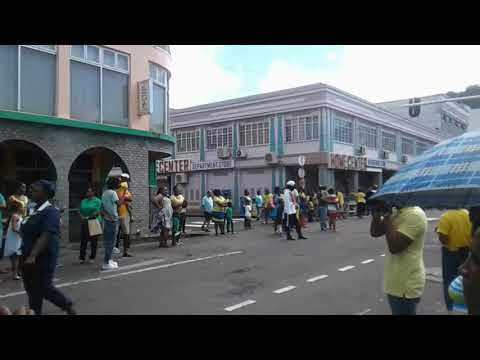 St. Vincent and the Grenadines 38th Anniversary of independence 2017 Pt2