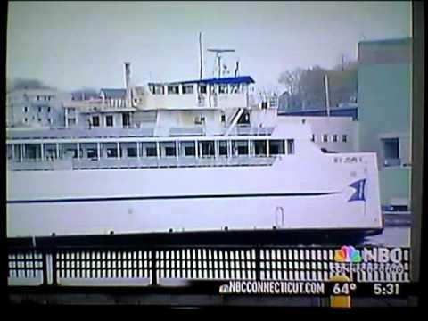 The Connecticut Maritime Coalition on NBC News April 25, 2011