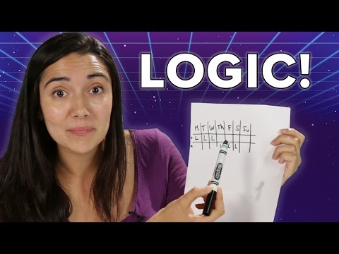 Thumbnail: Can You Solve These Logic Riddles?