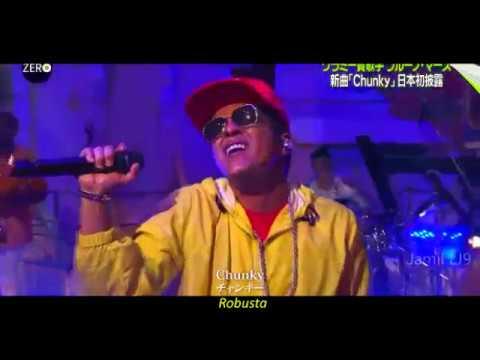 Bruno Mars - Chunky Subtitulado (Español Ingles)