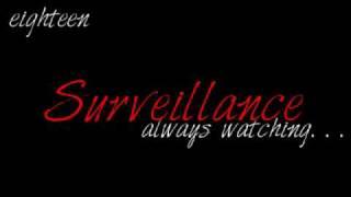 Surveillance_eighteen // part 1