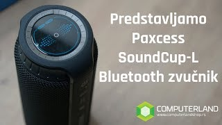 Predstavljamo Paxcess SoundCup - L Bluetooth zvučnik