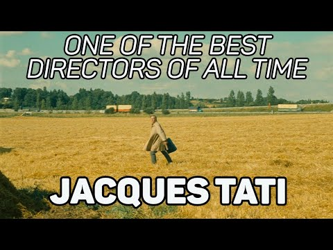 Jacques Tati   One Of The Best Directors Of All Time