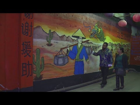 An underground world in Mexicali reveals a Chinese past