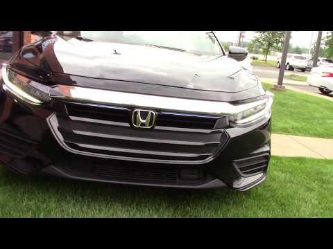 2019 Honda Insight EX Sedan - New Car For Sale - Medina, Ohio