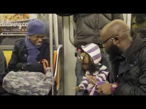 Watch this ??amazing?? talking puppet (subway ventriloquist)