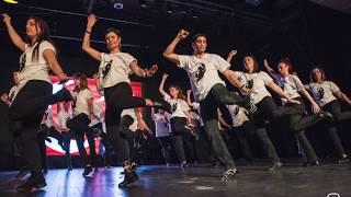 Aytunç Bentürk D.A yıl sonu gösterileri 2017 Zeybekiko Gösterisi - Murat Çelebi Show Team