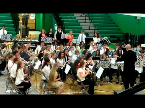 Putnam County Middle School Band: Engines Of Resistance