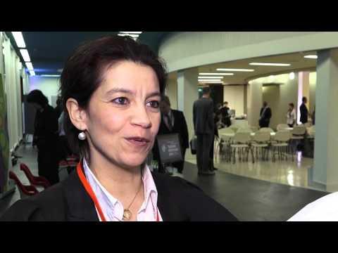 ISTP 2016: Im Gespräch mit Dr. Tagrid Yousef
