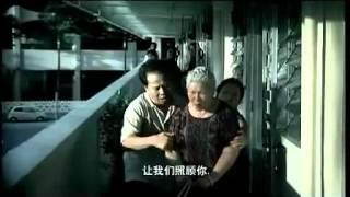 _爸爸,奶奶这样对待你和妈妈,你还为她难过?_新加坡感人公益广告.flv.flv