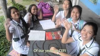 CEFI Hymn