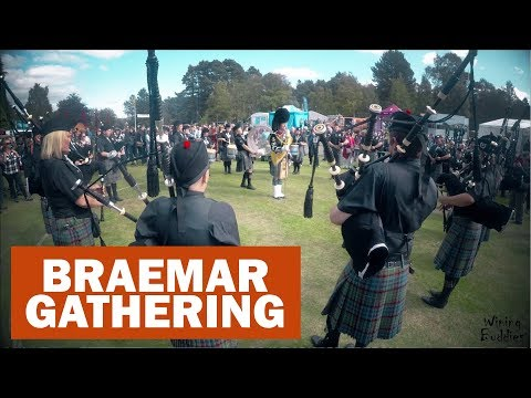 Braemar Gathering 2017