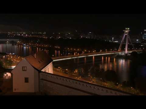 Bratislava Time-lapse