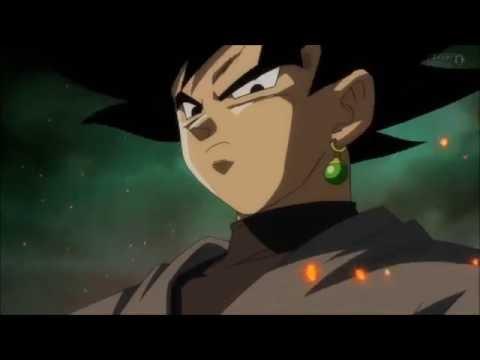 Goku Black As Stinkmeaner