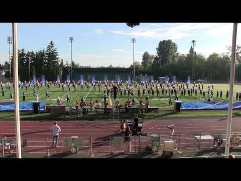 Newport Pride Marching Band - Music In Motion 2014 - Finals Competition