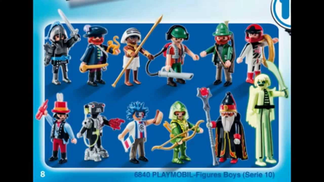 Playmobil Serie 10