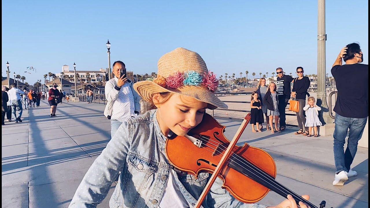 Fight Song on Violin - Karolina Protsenko