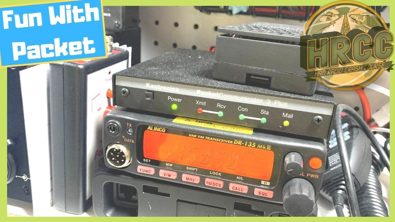Download Reliable Communication with VHF Packet Ham Radio (APRS)