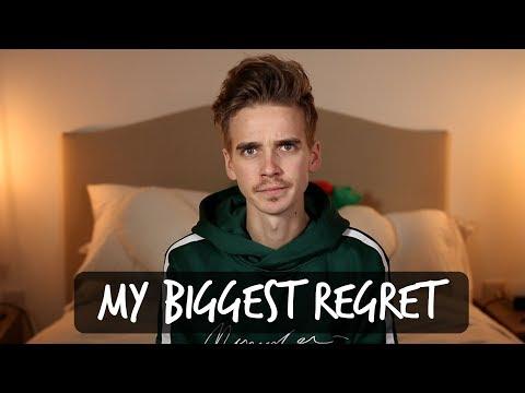 MY BIGGEST REGRET